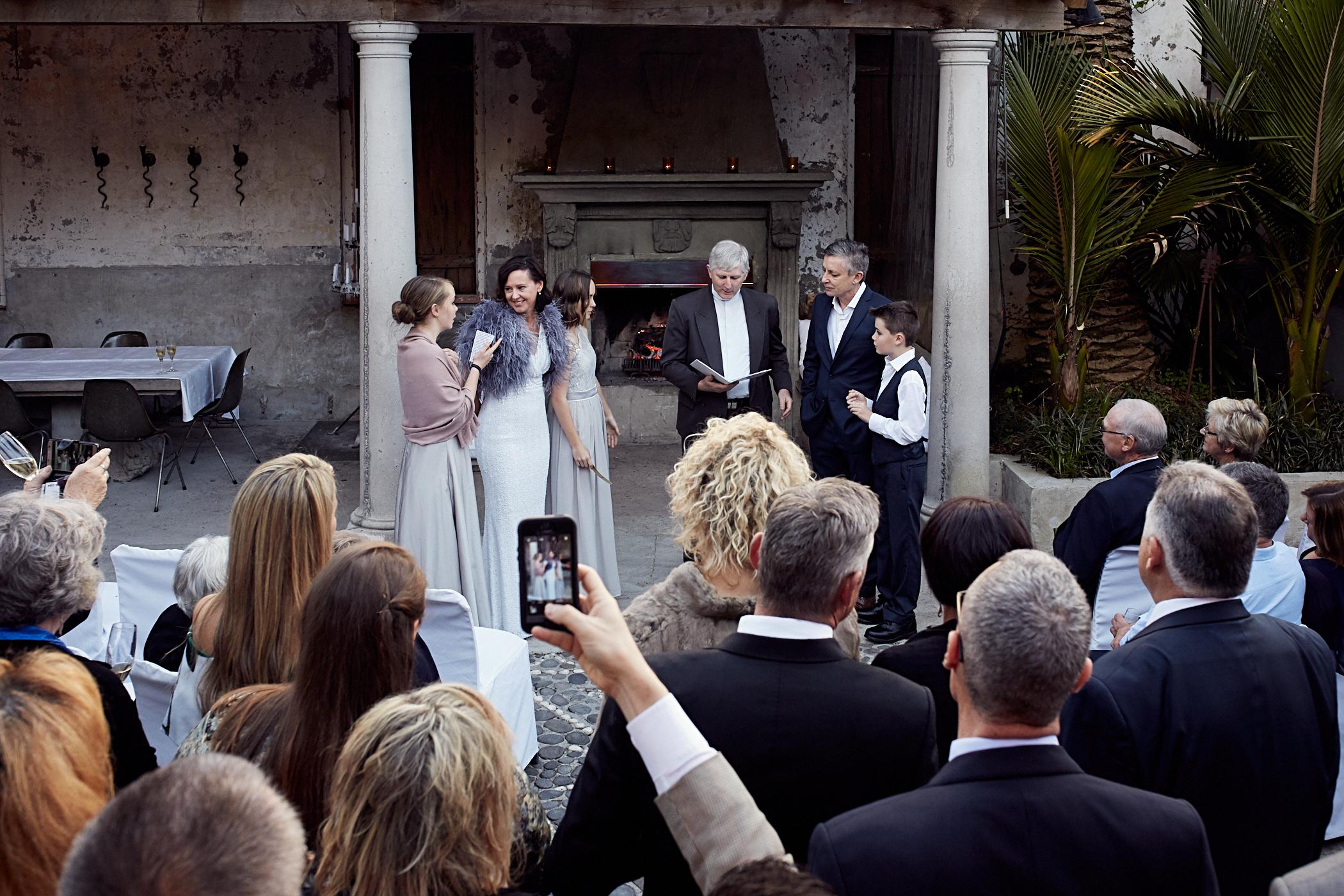 Mt Eden wedding