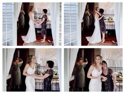 Mum and Bride