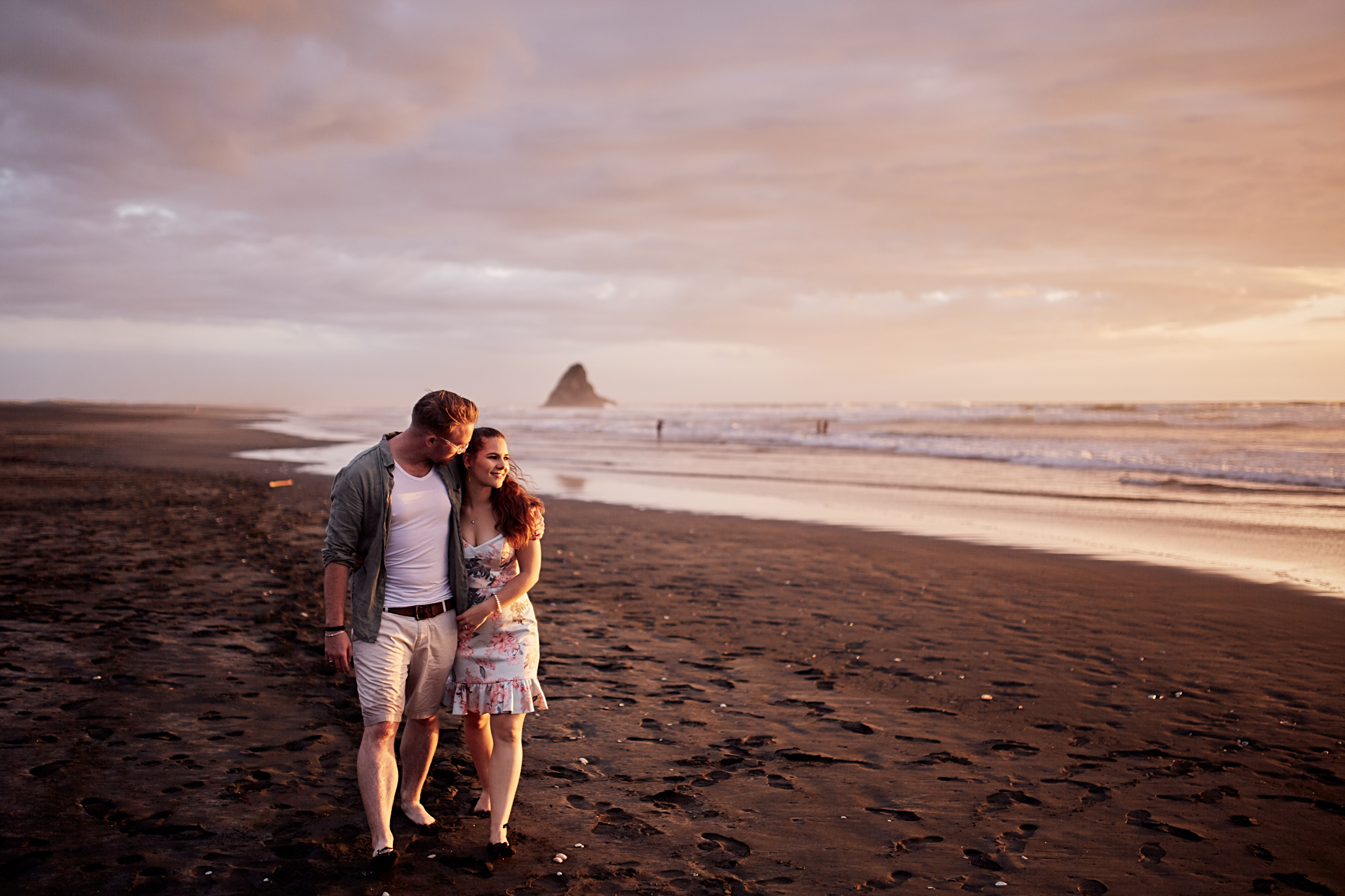 Engagement photographer NZ