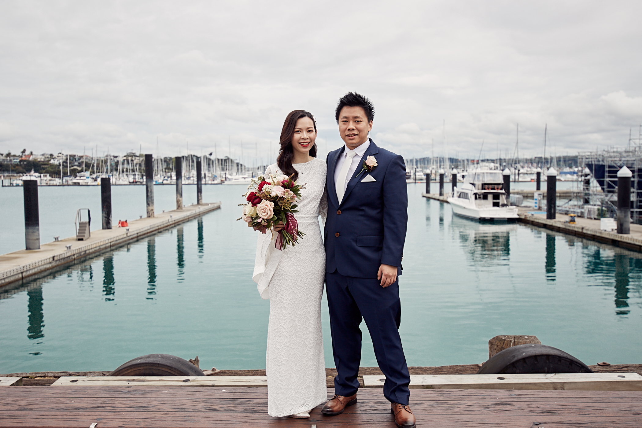 Auckland wedding