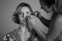 wedding makeup for bridesmaid