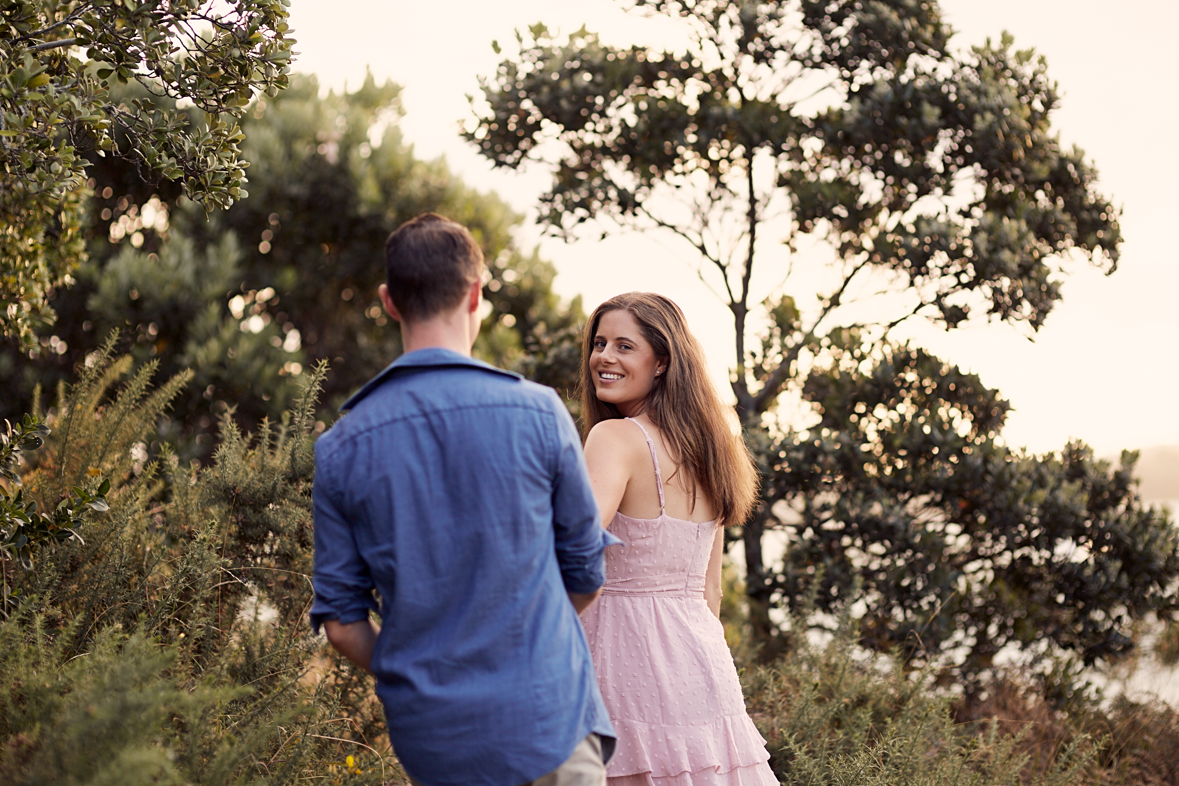 engagement shoot Auckland
