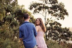 engagement shoot Auckland