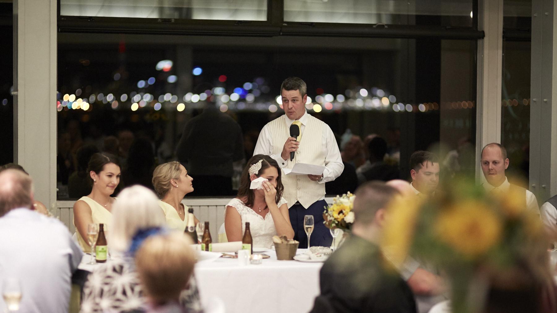 Wedding at Five Knots