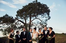 Kauri bay wedding shoot