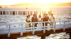 bridal part on pier