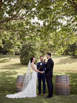 Villa Maria wedding