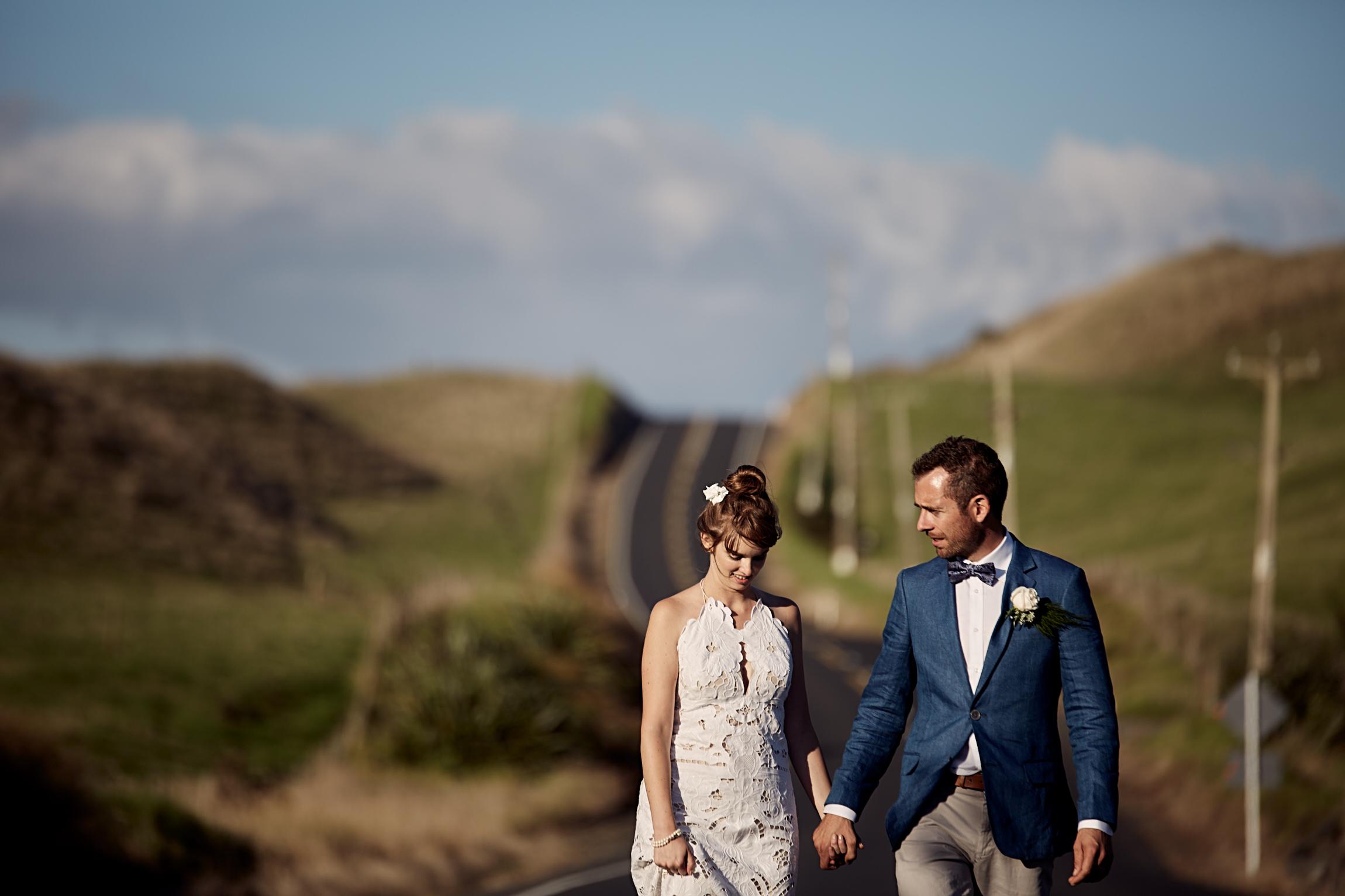 Rural weddings