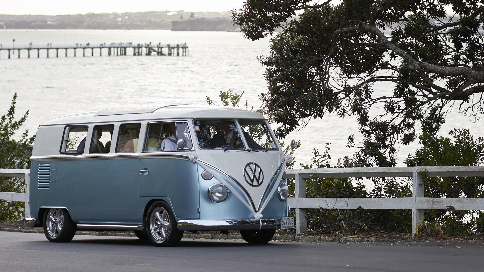 The kombi van