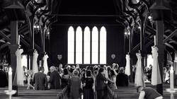 wedding at church