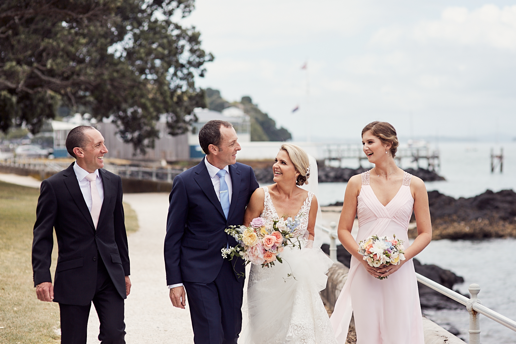 Devonport wedding photo