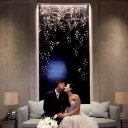 wedding photo at Tiffanies
