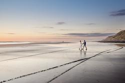 Beach wedding NZ