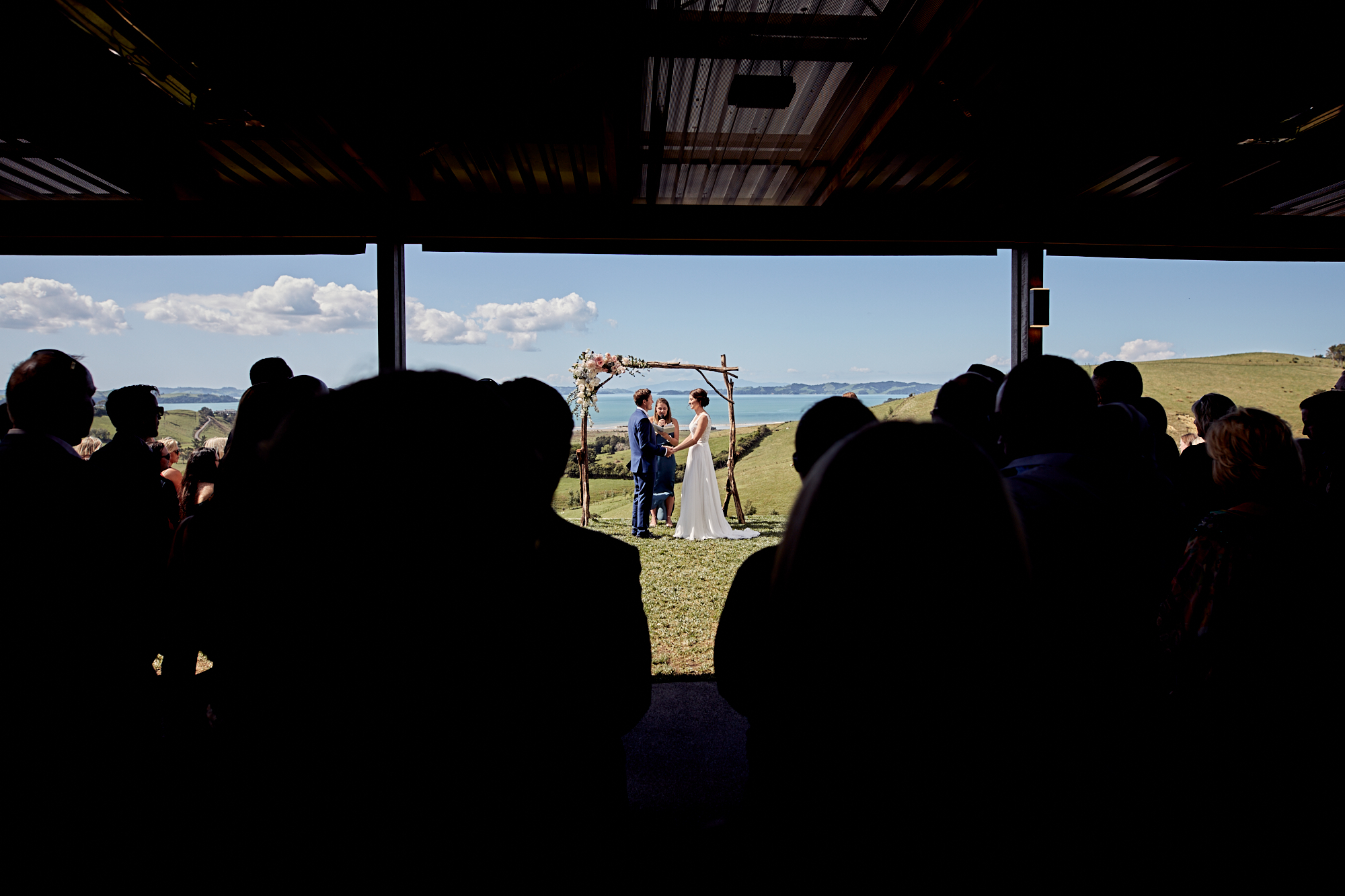 Kauri Bay wedding photographers