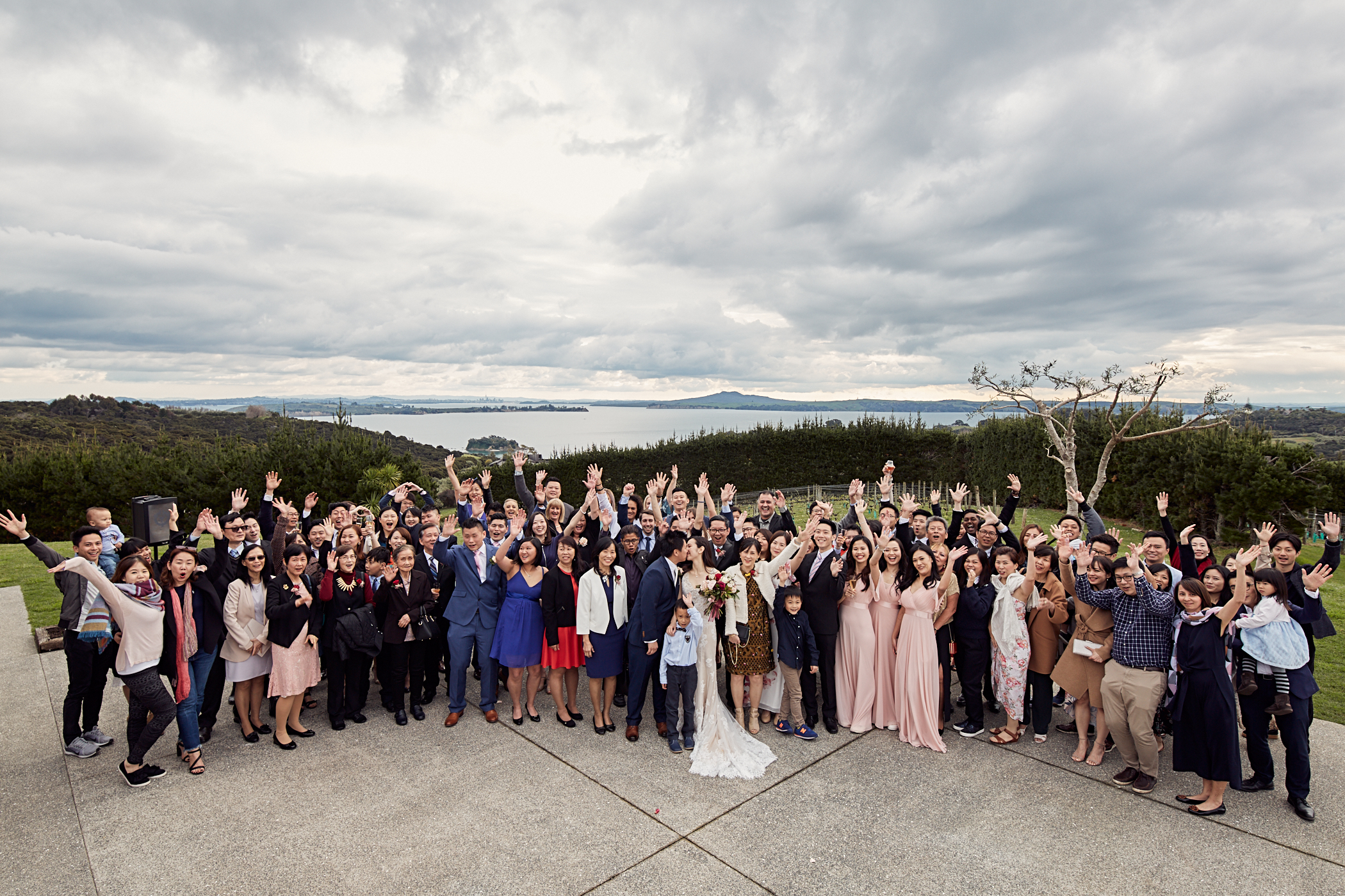 Mudbrick Vineyard wedding