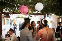 Wedding at Markovina