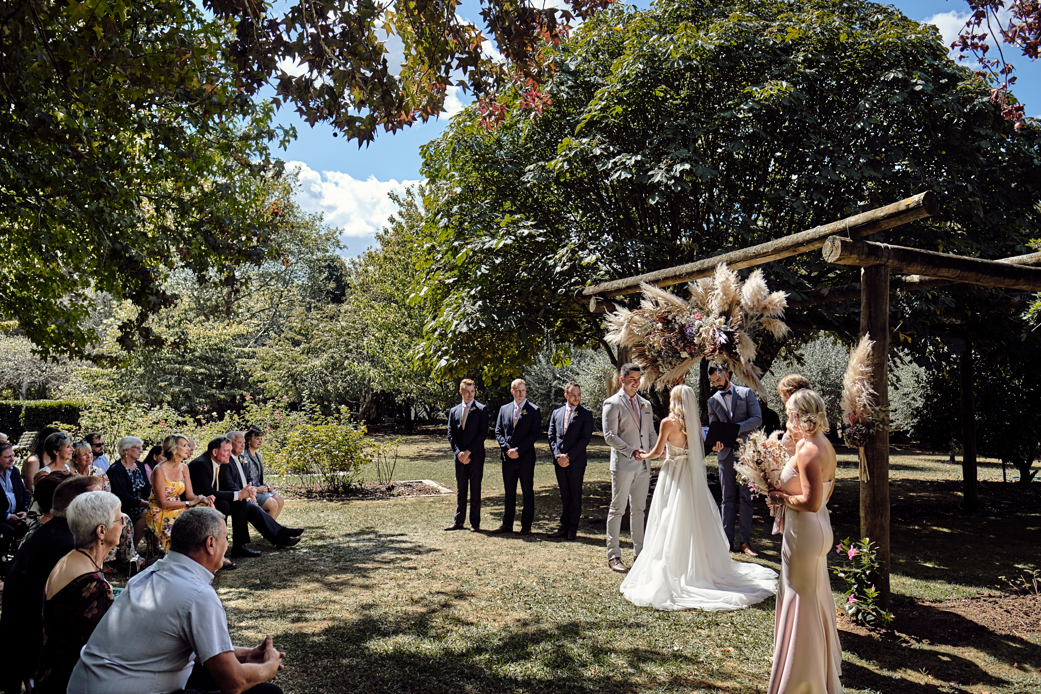 St Margarets Cafe wedding
