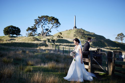 Auckland wedding in the park