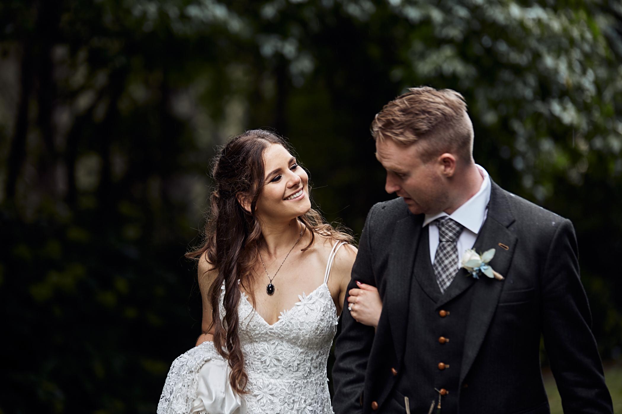 Wedding bliss