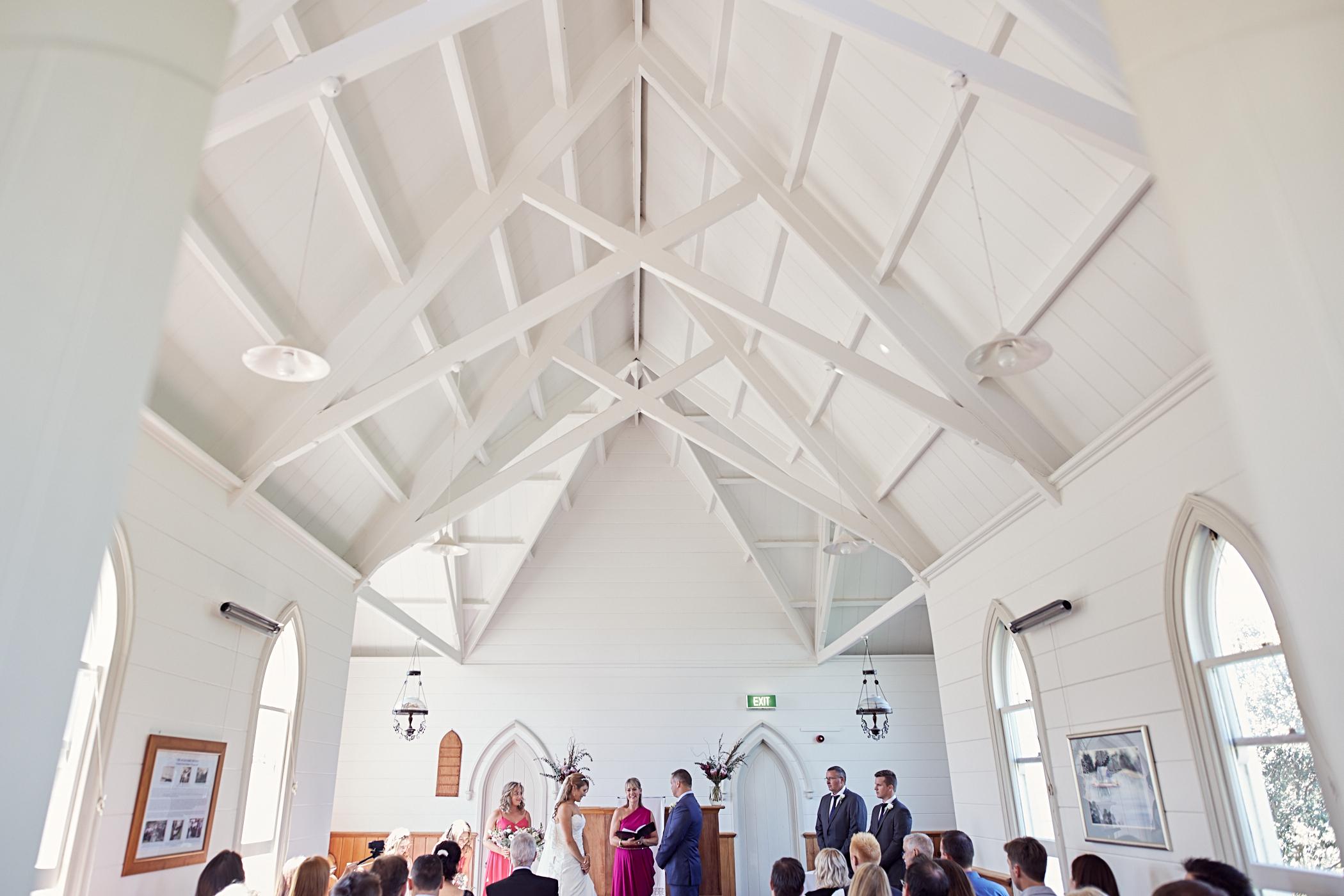 Matakana wedding
