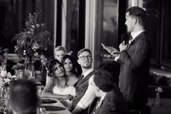 More wedding speeches