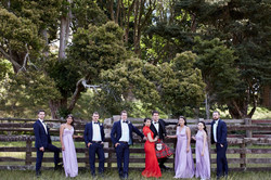 bridal party Auckland
