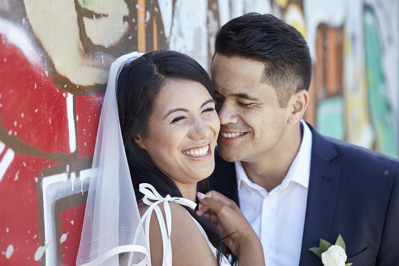 wedding photographers West Auckland