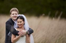 Markovina wedding couple