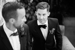 the two grooms