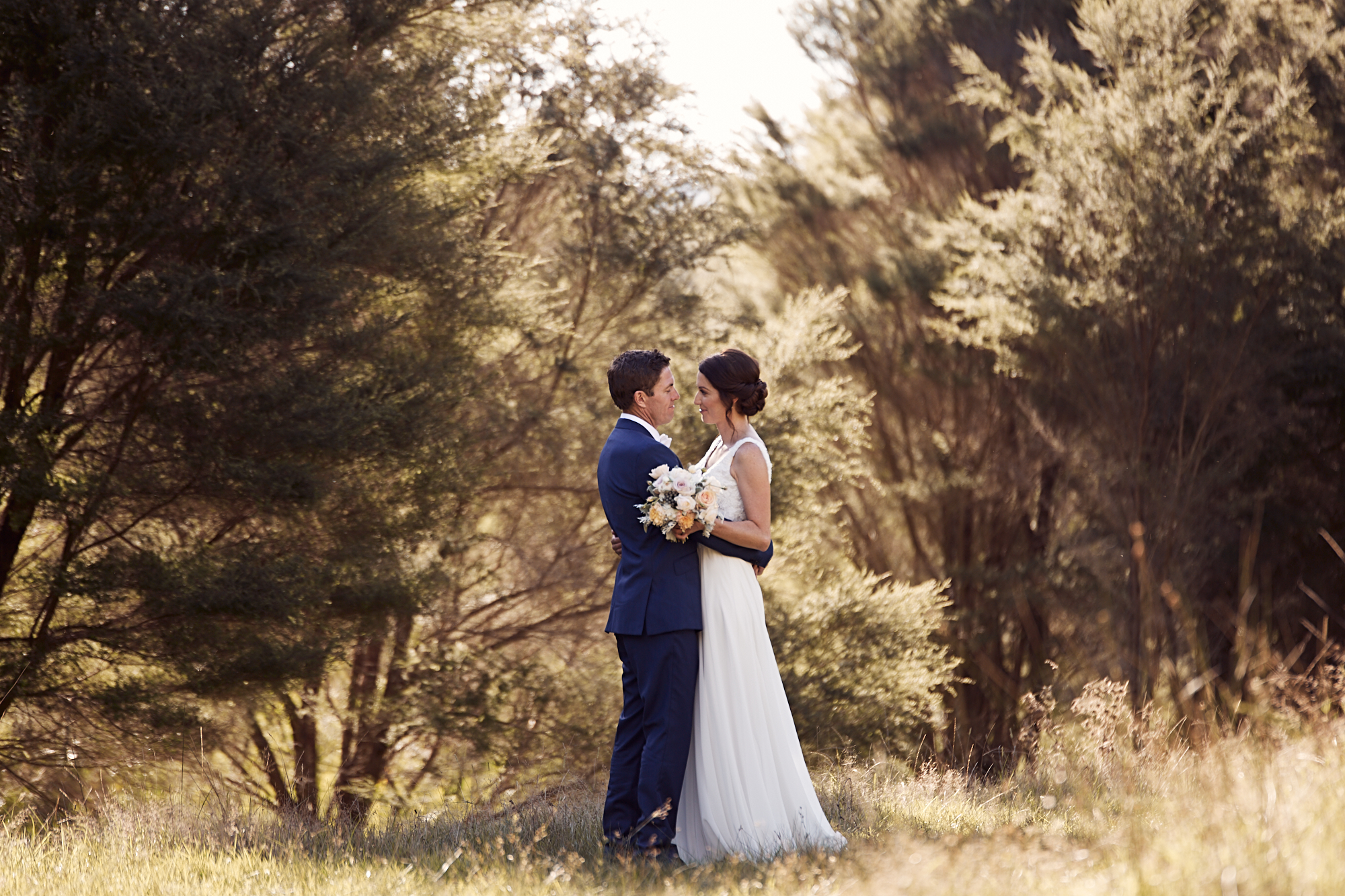 Beautiful Auckland wedding