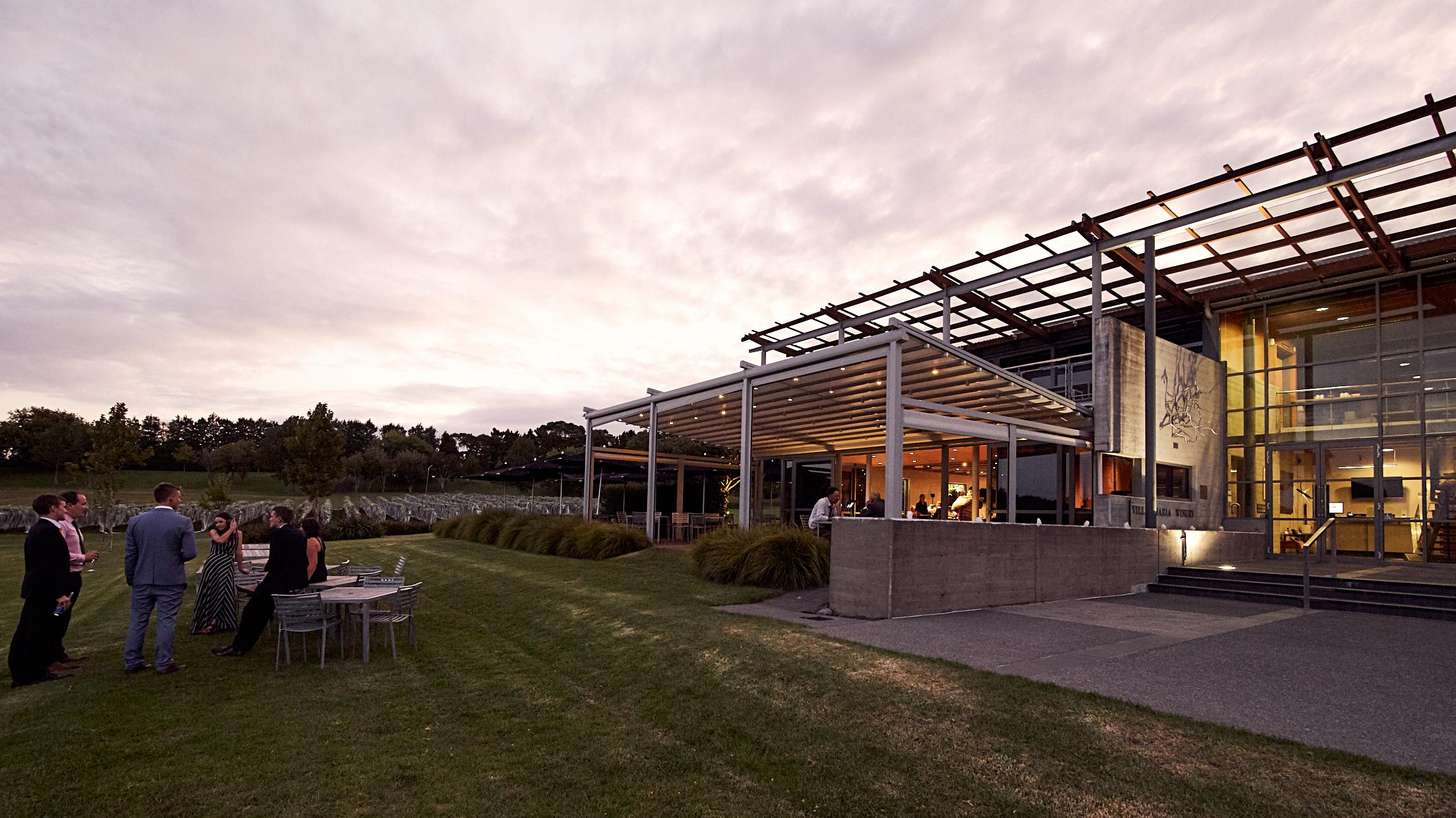 Villa Maria Auckland