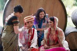 Indian wedding ceremony NZ