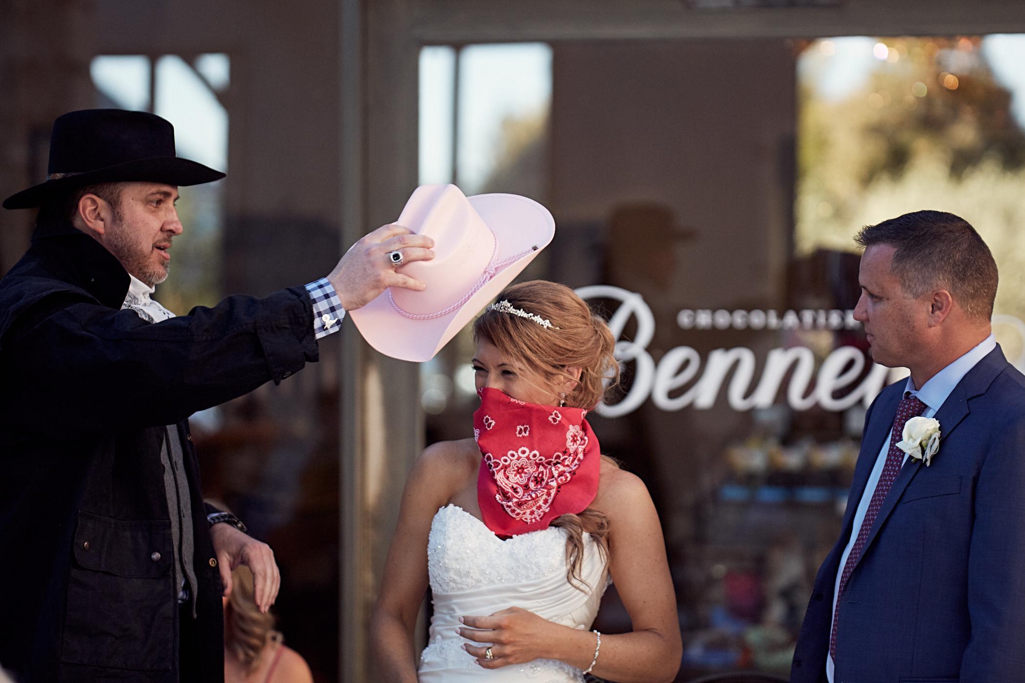 Bennetts of Mangawhai wedding