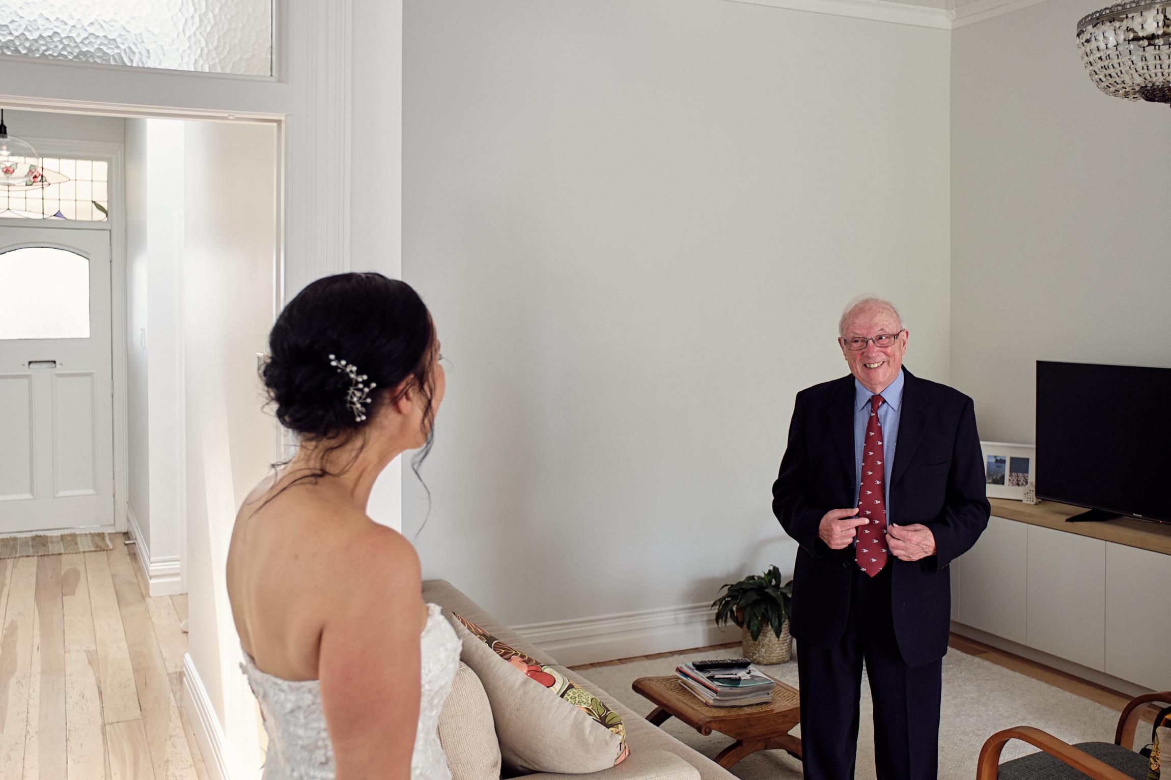 Real wedding photography