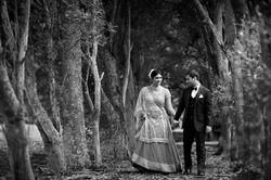Indian wedding at Markovina