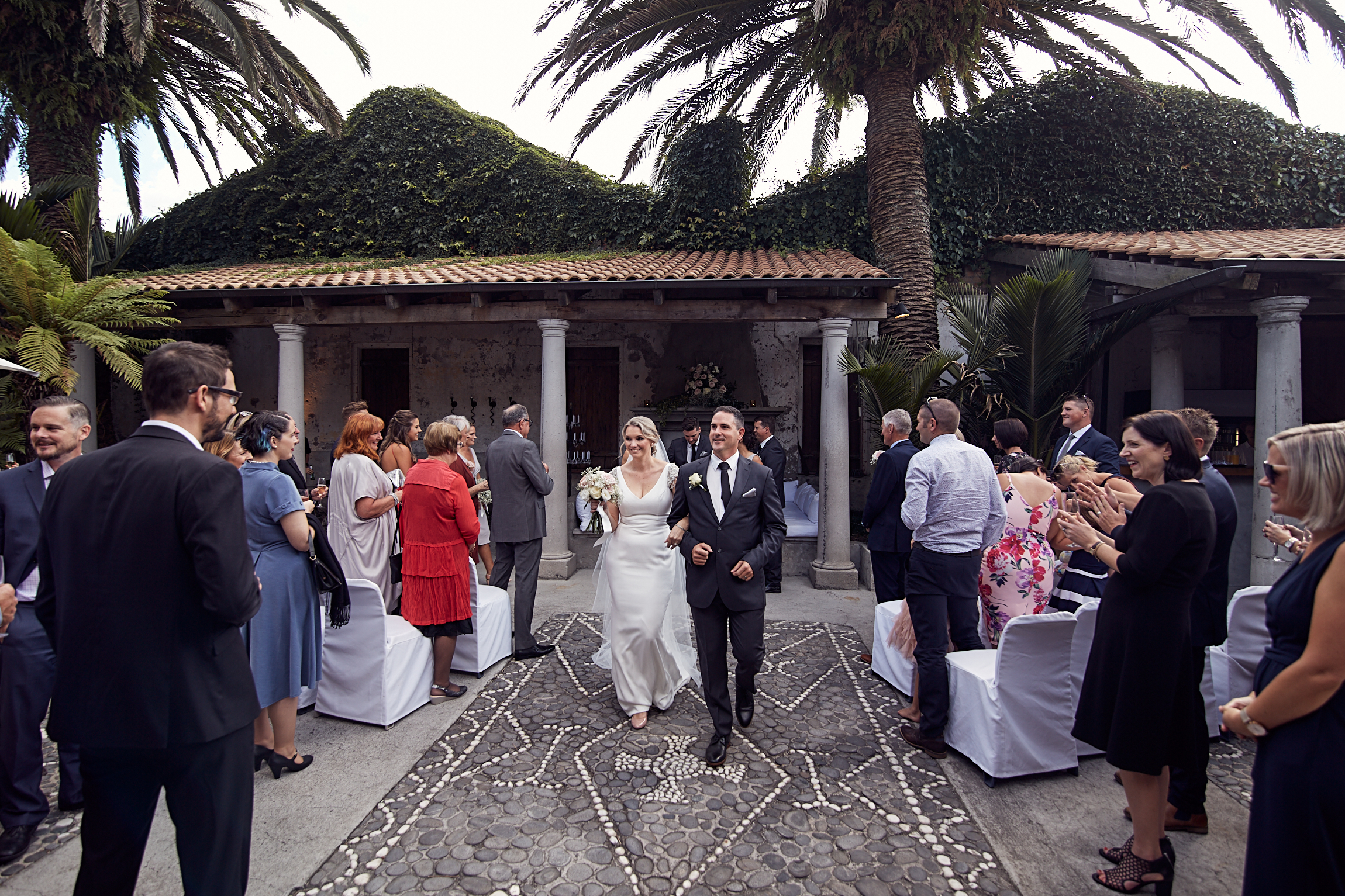 New Zealand wedding venue