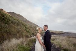 Auckland wedding at the beach
