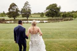 couple at Villa Maria