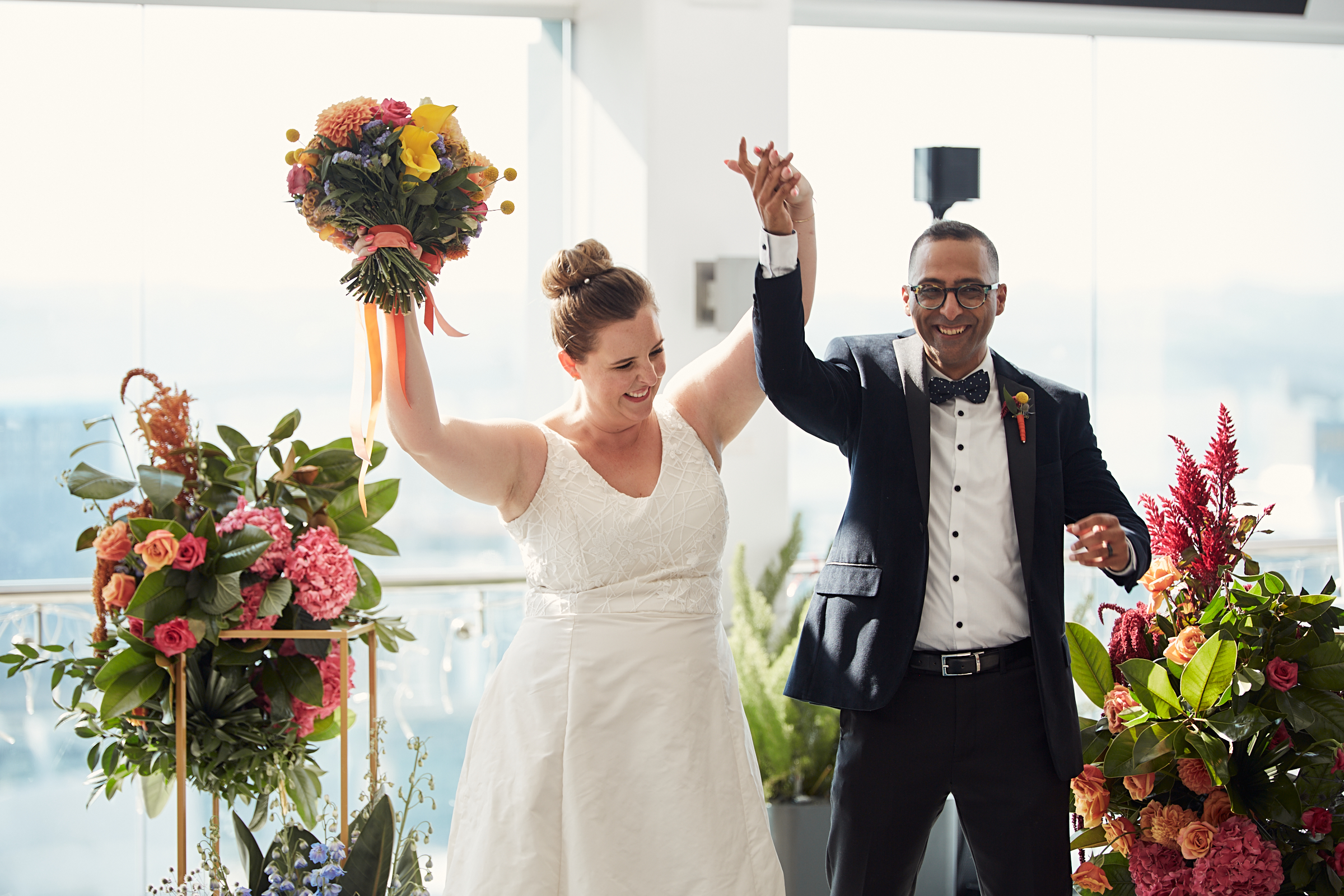 Rydges Hotel Auckland wedding