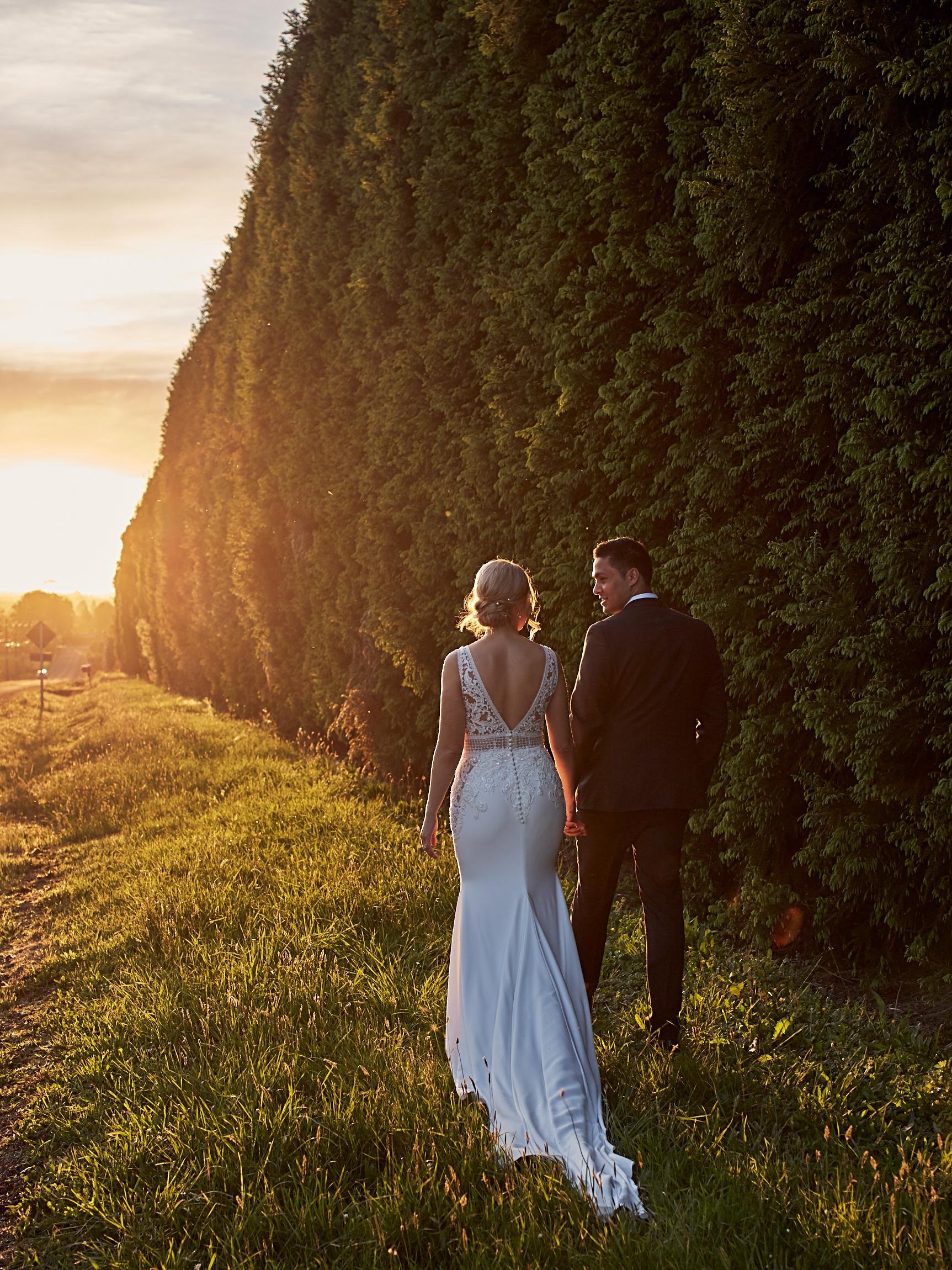 Markovina wedding photo