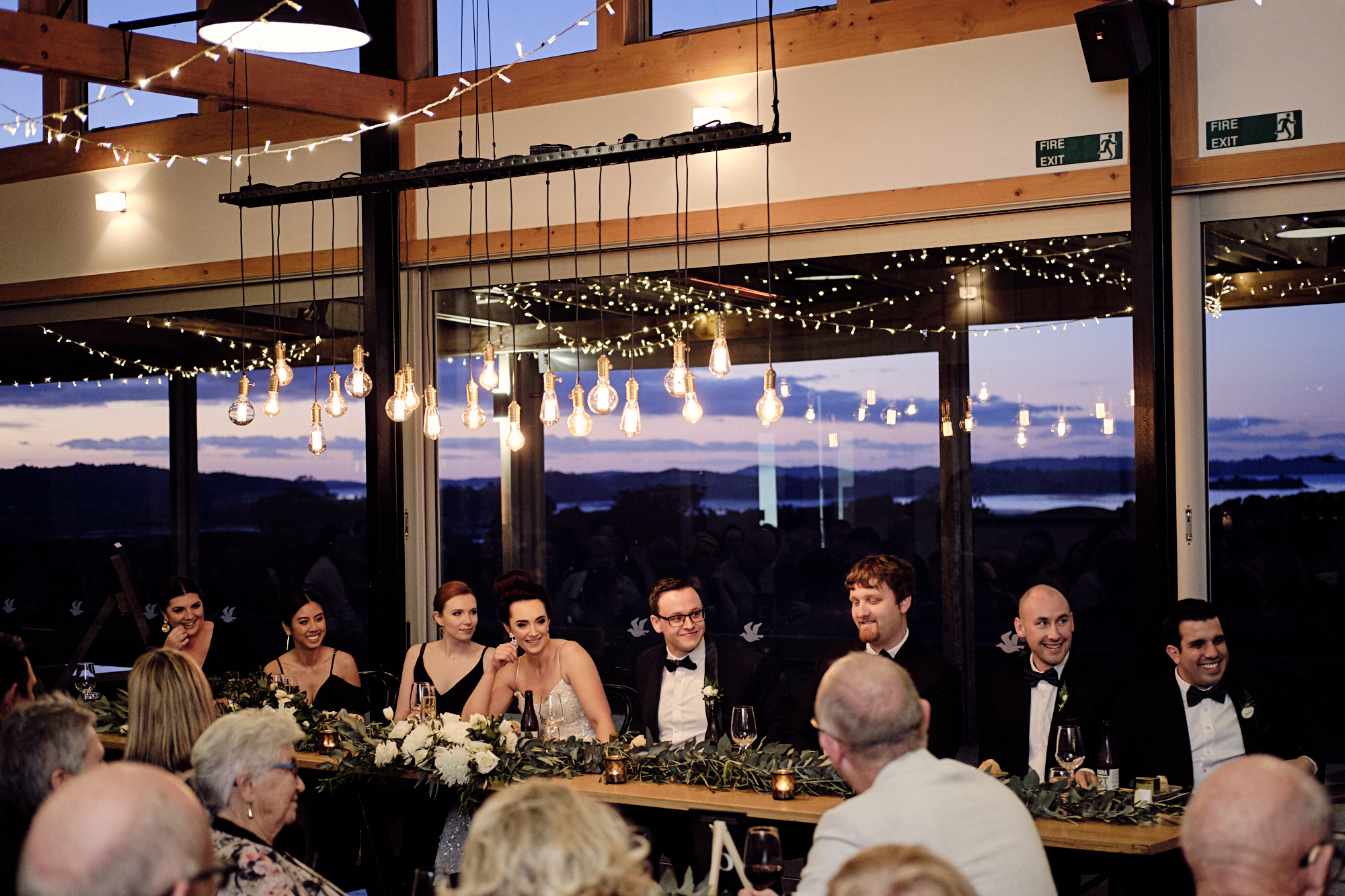 Wedding at Kauri Bay Boomrock