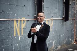 Auckland wedding photographer