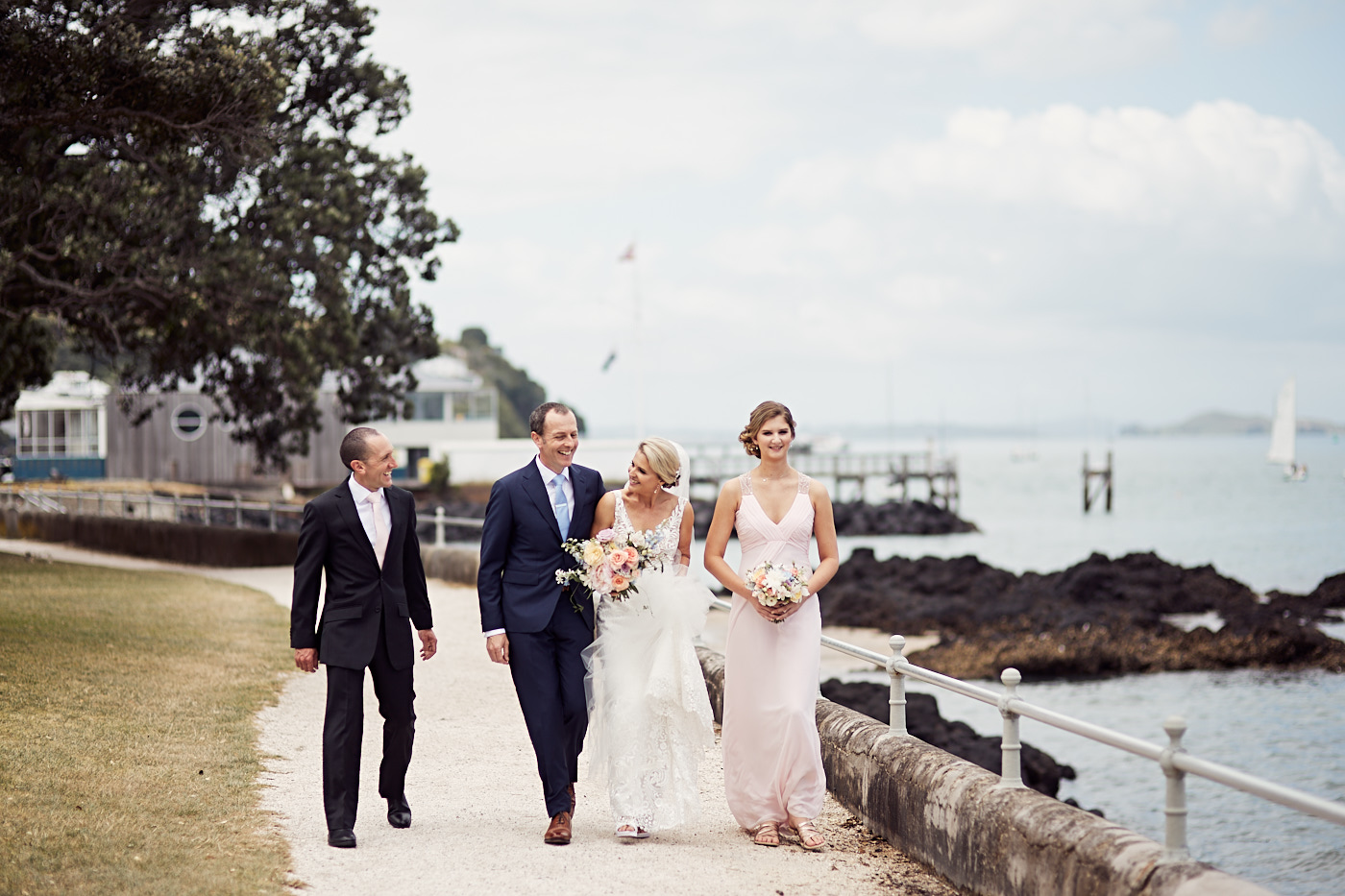 Adam Popovic wedding photo