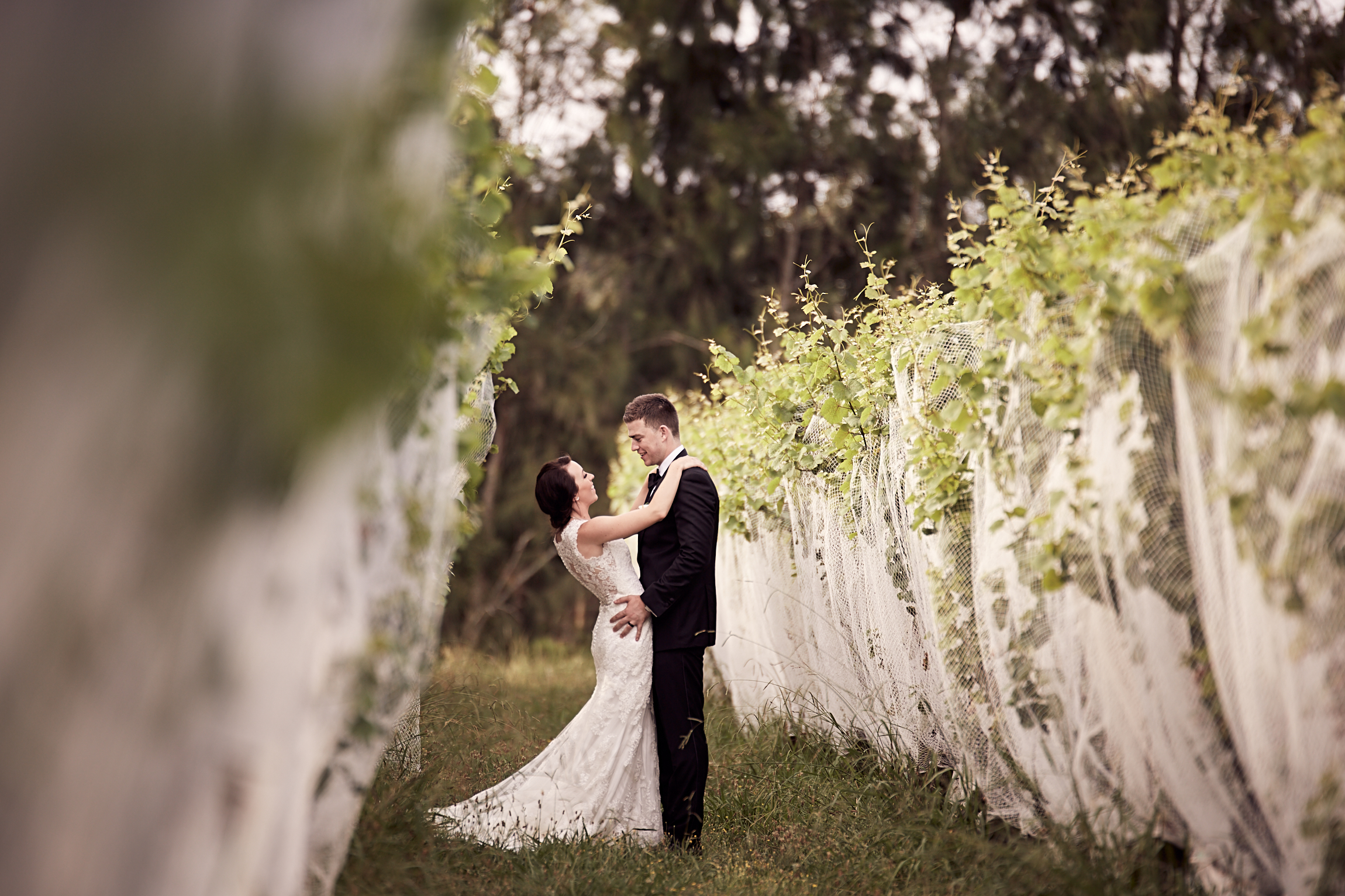 Villa Maria wedding photography