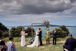 Wedding photography at The Officers