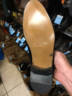 Italian Leather Full Sole