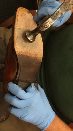 Repairing Soles