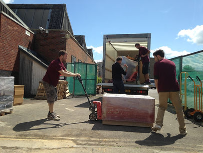 man and van removals in bath