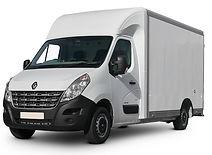 Removals Van in Bath