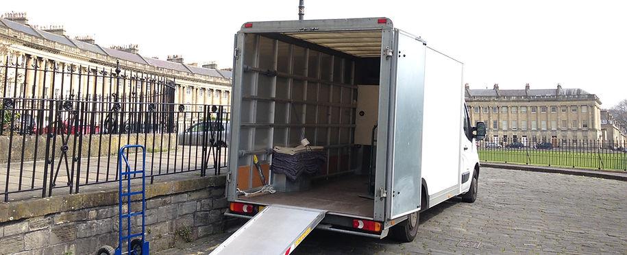 Removal company in Bath